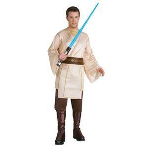 MEN'S STAR WARS JEDI KNIGHT HALLOWEEN COSTUME